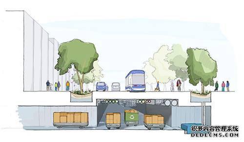 谷歌打造未来城市:真是人类终极传世65535吗